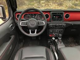 2017 jeep wrangler dashboard a detailed look at the 2018 jeep wrangler u0027s dashboard news top speed