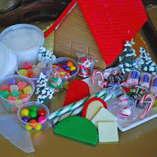 christmas gingerbread house solvang bakery hanukkah christmas gingerbread house kits with