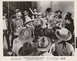 John Valance 1962 The Man Who Shot Liberty Valance Film Genres The Red List