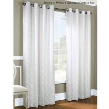 Walmart Red Grommet Curtains by Bedroom Design Wonderful Bedroom Curtains Silver Curtains White