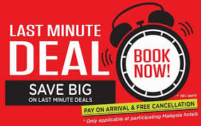 tune hotels save big on last minute deal tunehotel promotion