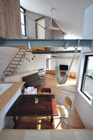 house plans with attic gallery of small house with floating treehouse yuki miyamoto