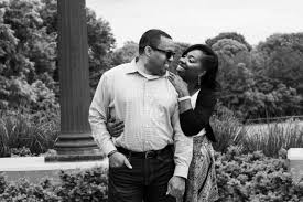 baltimore photographers rob s engagement at h p rawlings conservatory and