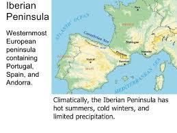 europe peninsulas map map of europe iberian peninsula thefreebiedepot