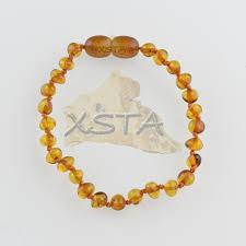 amber beads bracelet images Baby baroque cognac polished 15 cm bracelet a2 jpg