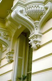 detail balcony detail ornamental bracket