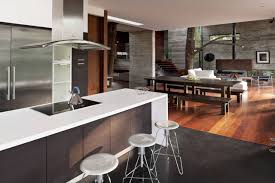 Architectural Kitchen Design by Corallo House By Paz Arquitectura In Guatemala