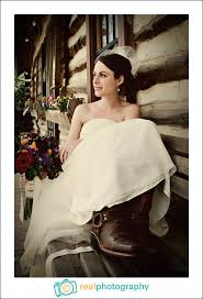 wedding dress cowboy boots cowboy wedding it s all about the boots