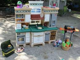 Step2 Party Time Kitchen by Little Tikes Kitchen Ebay