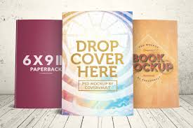 design photo book cover covervault free psd mockups for books and more