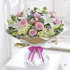 sunday flower delivery happy birthday country garden large booker flowers
