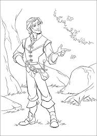 Kids N Fun Com 20 Coloring Pages Of Tangled Coloring Pages Tangled
