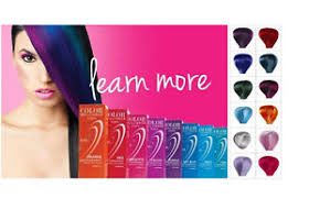 ion haircolor pucs 2 tube intense color ion brilliance brights semi permanent hair