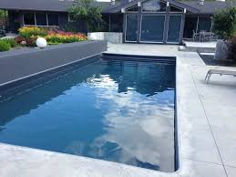 Mountain Lake Pool Design by Build Dreams Radiant Pools
