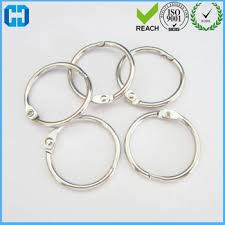 large metal rings images Guangdong scrapbook large metal binding rings for photo album jpg