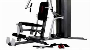 Marcy Diamond Elite Weight Bench Top Home Gyms Marcy Diamond Stack Home Gym Review Youtube