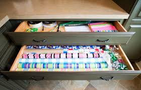storing wrapping paper wrapping paper storage solutions that keep the clutter