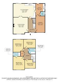 grey gardens floor plan 4 bedroom semi detached in bailieborough ias