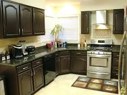 Cream Colored Kitchen Cabinets With White Appliances Cream Colored Kitchen Cabinets With White Appliances Two Color