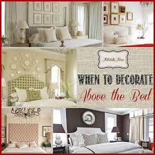 When to Decorate the Bed