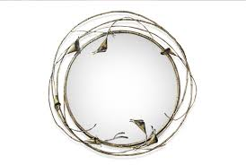 Mirror Designs For Living Room - the most beautiful round mirror designs for living room