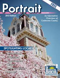 2013 portrait magazine by the coshocton county beacon issuu