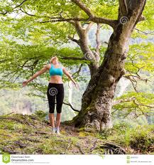 Beautiful Nature Images by Woman Relaxing In Beautiful Nature Stock Photo Image 58075906