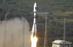 Keeping Up The Arianespace Launcher Family Pace Soyuz Orbits Two