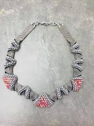 tutorial beading necklace images Fire ice beaded necklace tutorial jpeg