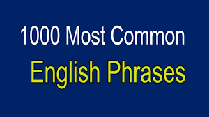 popular arabic sayings 1000 most common english phrases learn english phrases youtube
