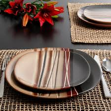 better homes and gardens bazaar 16 dinnerware set walmart
