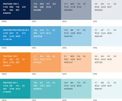 Best Website Color Schemes by Color Ucsf Brand Identity
