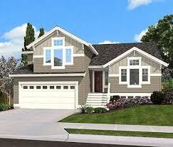 Home Design For Narrow Land Best 25 Split Level House Plans Ideas On Pinterest House Design