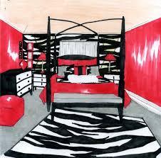 chambre zebre et peinture chambre zebre idées de design d intérieur et de meubles