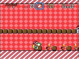 mario wrapping paper hyper mario world 3 part 1