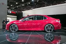 Camry Engine Specs 20 Things You Didn U0027t Know About The 2018 Toyota Camry Automobile
