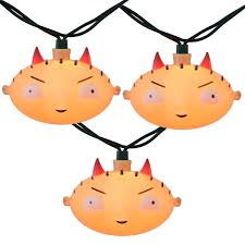 family guy family guy devil stewie novelty string lights