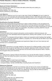 Sample Painter Resume by Job Description Painter Resume Professional Painter Resume Sample