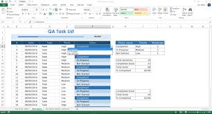 Project List Excel Template Software Testing Templates 50 Word 27 Excel