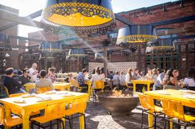 Mexican Patio Ideas by The Best Restaurant Patios In Toronto