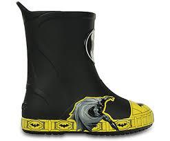 Rainboots Crocs Bump It Batman Boot Kids U0027 Batman Rain Boots Crocs