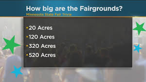 Minnesota State Fair Map It U0027s Time For Trivia Mn State Fair Edition Youtube