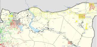 Azaz Syria Via Google Maps by Syria Against Jebel Al Lawz