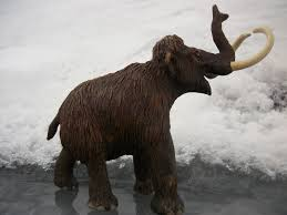 woolly mammoth prehistoric collection safari