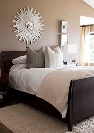 bedrooms arteriors galaxy star mirror mocha walls espresso