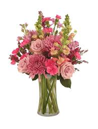 Bouquet Of Flowers In Vase Rochester Florist Rochester Ny Flower Shop Personal Designs