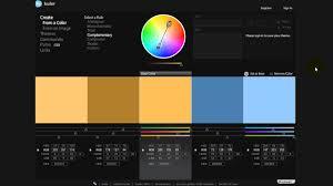 adobe kuler adobe color cc und photoshop erweiterung youtube
