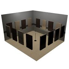 vocal booth acoustic room package