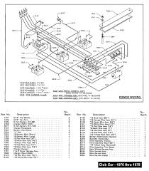 ezgo wiring diagram electric golf cart ezgo electric golf cart