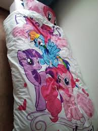 my little pony duvet covers by miharu1990 on deviantart